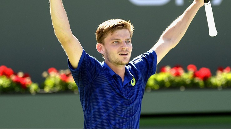 Goffin w ćwierćfinale w Indian Wells