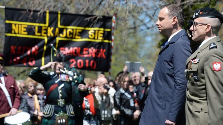 Prezydent: liczę na zwiększoną obecność wojsk kanadyjskich w Polsce