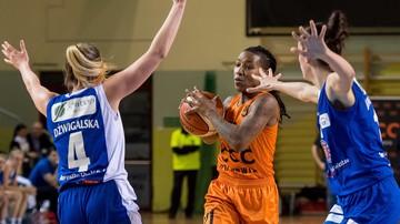 2017-06-16 Basket Liga Kobiet: Dwie zagraniczne zawodniczki w AZS AJP Gorzów