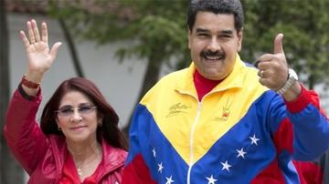 19-11-2016 06:28 Krewni żony prezydenta Wenezueli handlowali narkotykami