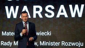 27-06-2016 12:55 Morawiecki: tysiące nowych miejsc pracy i 32 mld zł inwestycji w Strategii Rozwoju