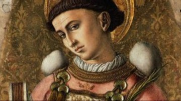 Dzisiaj wspomnienie św. Szczepana