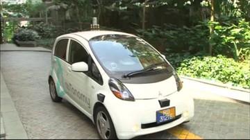 25-08-2016 10:51 Kurs taksówką bez kierowcy. W Singapurze to już możliwe