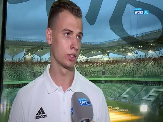 Sroka: Nowa FIFA jest szybsza, na początku było trudno
