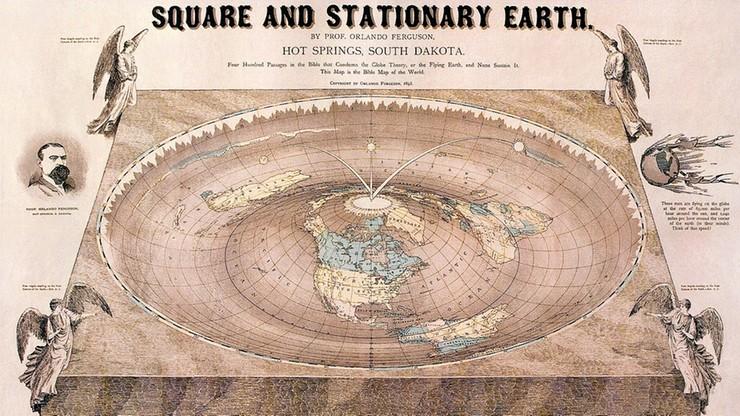 Polacy chcą udowodnić, że... Ziemia jest płaska