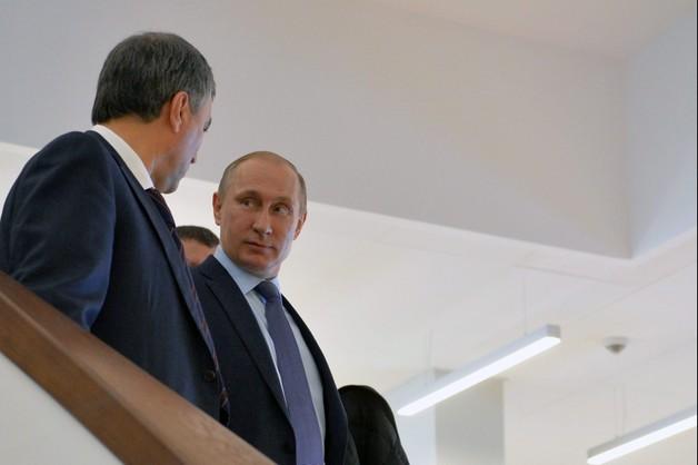 Putin orędownikiem pokoju na Ukrainie?