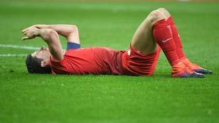 Lewandowski: sędzia dał mi tyle czasu, ile potrzebowałem