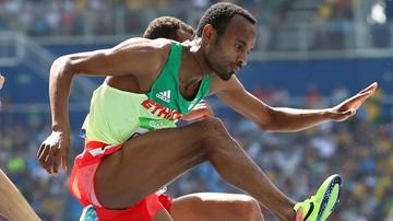 2017-07-28 Etiopski biegacz uderzył trenera, bo nie znalazł się w składzie