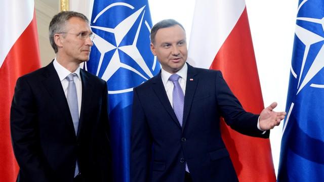 Sondaż: Większość Niemców nie chce wzmocnienia wschodniej flanki NATO