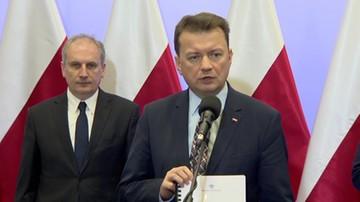 Błaszczak: po nawałnicach możemy liczyć na 35 mln zł wsparcia z Unii Europejskiej