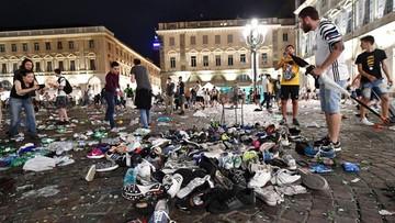 Dwóch młodych mężczyzn przyznało się do wywołania paniki w Turynie. Chcieli się popisać