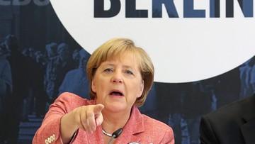 06-09-2016 21:02 Merkel: do wiosny zaległe wnioski o azyl będą rozpatrzone