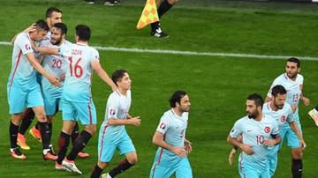 Czechy - Turcja: Yilmaz zaskoczył Cecha (WIDEO)