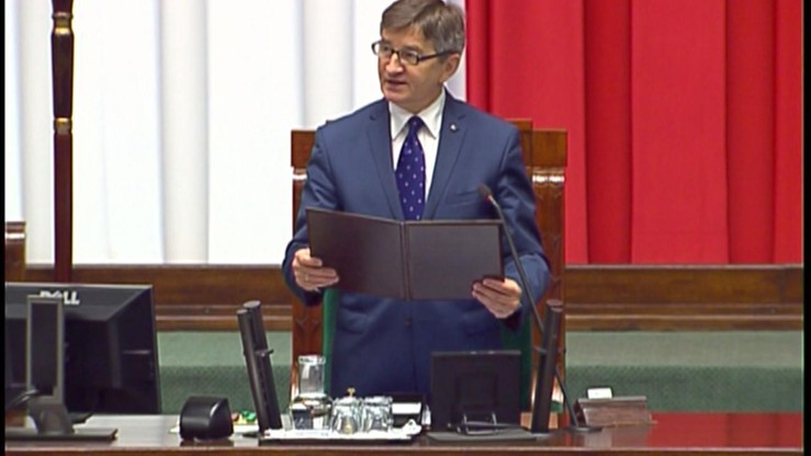Uchwała Sejmu w hołdzie ofiarom represji z czerwca '76