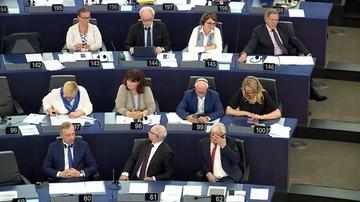 """16-11-2017 10:11 Siemoniak: będzie rozmowa o konsekwencjach dla europosłów PO, którzy zagłosowali """"za"""" rezolucją PE"""