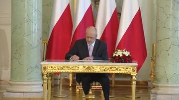 06-05-2016 15:26 Milczący, jak prof. Jędrzejewski. Organizacje pozarządowe o nowym sędzi TK