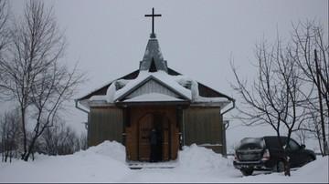 Zbiórka pieniędzy dla syberyjskiego Białegostoku po pożarze kościoła