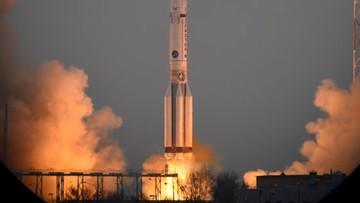 Wystrzelono sondę ExoMars, która będzie szukać życia na Czerwonej Planecie