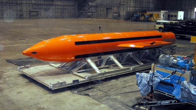 Pierwszy taki atak w historii. USA zrzuciły matkę wszystkich bomb w Afganistanie
