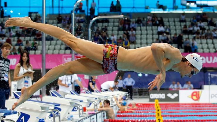 Mistrz olimpijski w pływaniu: Popłynę do Islandii, gdy wygra turniej!