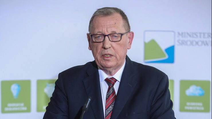 Partia Zieloni żąda natychmiastowej dymisji ministra środowiska