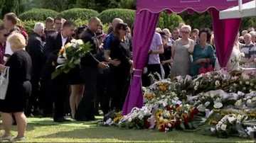 Pogrzeb Magdaleny Żuk