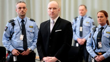 26-04-2016 14:57 Norwegia: będzie apelacja od korzystnego wyroku dla Breivika