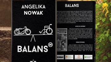 """2017-08-11 Autorka książki """"Balans"""": To pozycja nie tylko dla fanów żużla"""