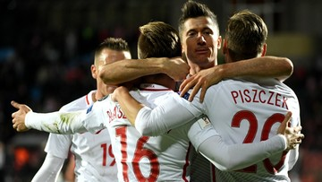 Polska pokonała Armenię 6:1! [ZOBACZ BRAMKI]