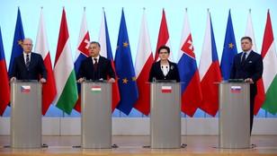 Grupa Wyszehradzka zaniepokojona represjami w Rosji i na Białorusi