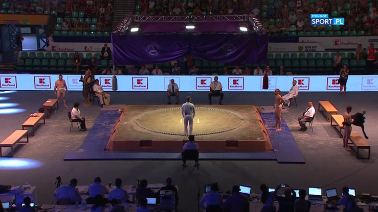 2017-07-22 TWG: Kolejny medal Polaków w sumo! Brąz Wojdy