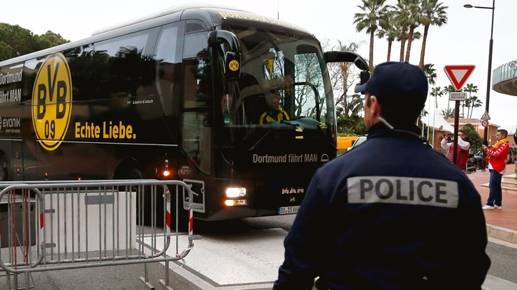 Zatrzymano podejrzanego o zamach na piłkarzy BVB