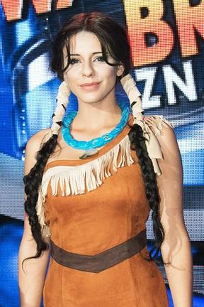2016-09-27 Maria Tyszkiewicz delikatna jak Pocahontas i silna jak Axl Rose