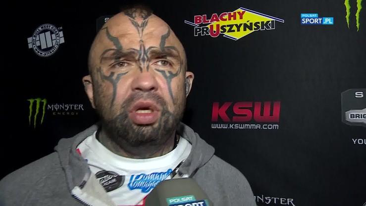Różalski: Trash talk w MMA powinien być zabroniony