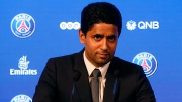 2017-10-18 Korupcja w FIFA. Al-Khelaifi ma stawić się w sądzie 25 października
