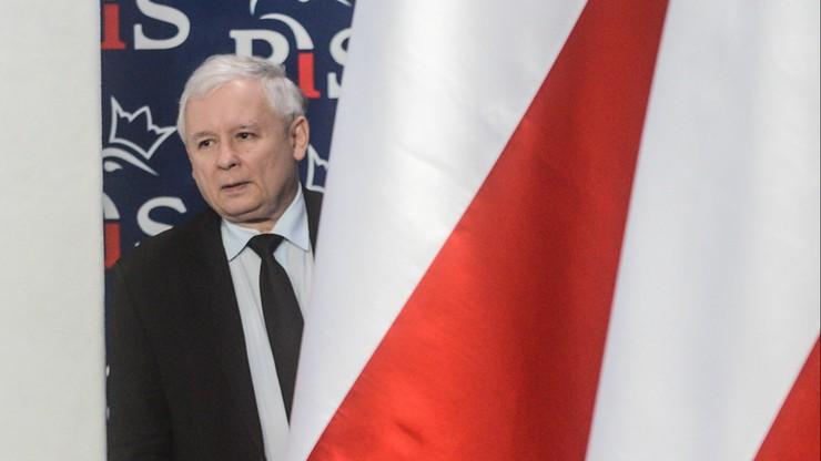 Kaczyński: musimy przedstawić plan zmian instytucjonalnych UE