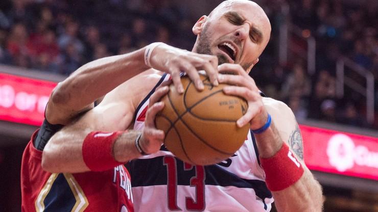 NBA: Trzynaście punktów Gortata, Wizards pokonali Cleveland Cavaliers