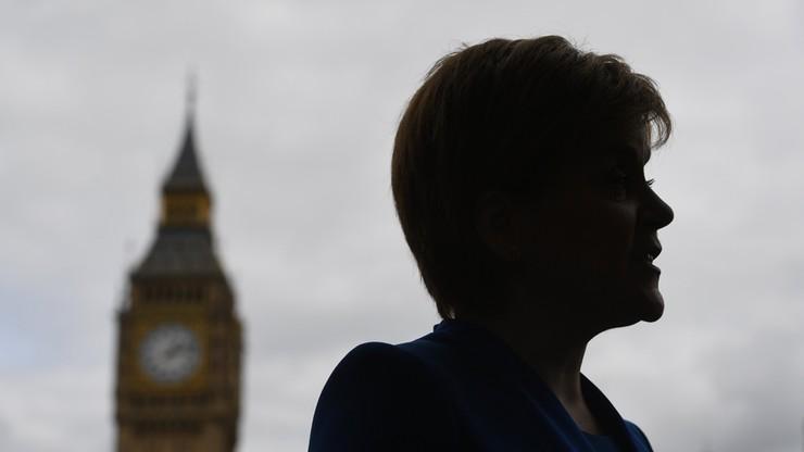 Szkocja wstrzymuje plan referendum niepodległościowego