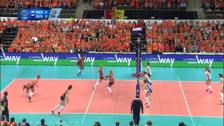 Holandia - Rosja 0:3. Skrót finału