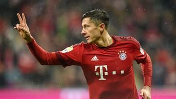 01-02-2016 08:55 Robert Lewandowski pobił razem z kolegą z zespołu rekord Bundesligi