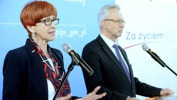 19-05-2017 13:20 Rafalska: proponujemy minimalne wynagrodzenie na poziomie 2100 zł od 2018 r.