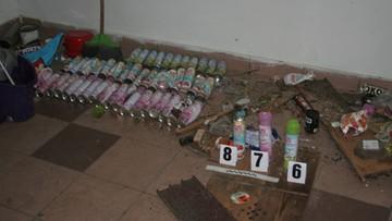 02-02-2016 12:22 Chorzów: odurzali się odświeżaczami powietrza. Zostali ranni wskutek eksplozji