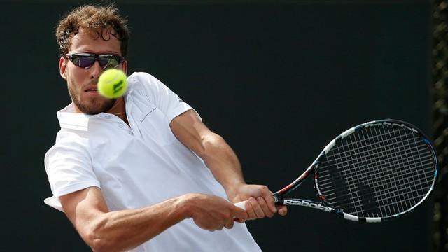 ATP w Wiedniu: Janowicz odpadł w 1/8 finału