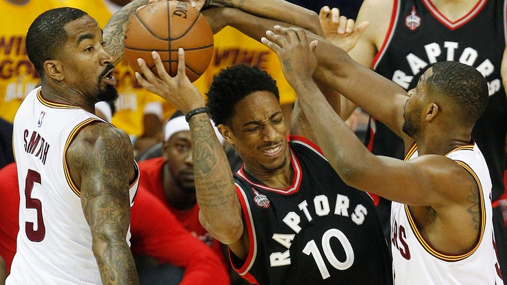 NBA: DeRozan imponuje skutecznością. Wygrana Toronto Raptors