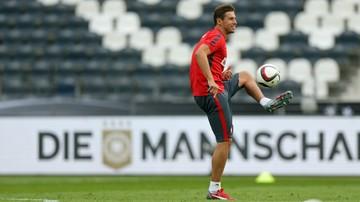 2016-06-04 EURO 2016: Krychowiak wrócił do pełnego treningu