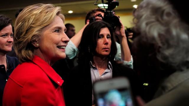 USA: notowania Clinton w górę o 10 pkt. proc. po debacie prezydenckiej
