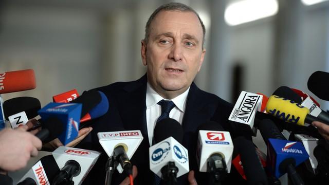 Schetyna: liczę na to, że Kijowski otwarcie wyjaśni sprawę