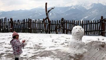 16-04-2017 14:12 Zimowa Wielkanoc w Zakopanem. Śniegu będzie przybywać