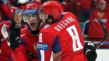 2015-11-20 Owieczkin najskuteczniejszym Rosjaninem w historii NHL