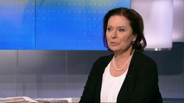Kidawa-Błońska: to było niedobrych sto dni, nie ma powodu do tego żeby się chwalić